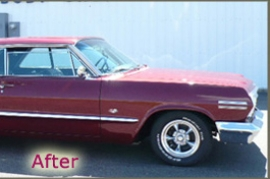 1963 Chevy - After