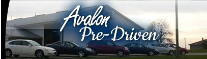 Avalon Pre-Driven